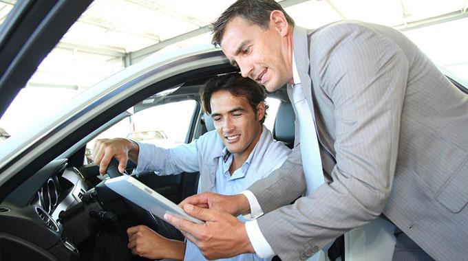deducir el IVA en la compra de vehículos