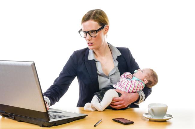 Permiso de lactancia en el trabajo