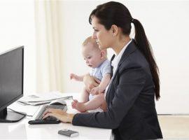 Baja por maternidad para autónomas